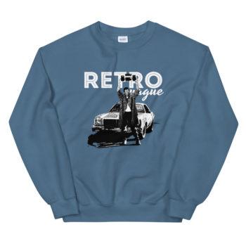 Anything Unisex Sweatshirt