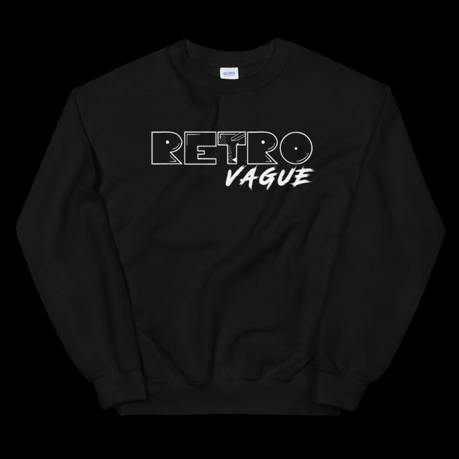 Retro Logo Unisex Sweatshirt