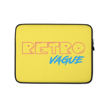 Retro Arcade Laptop Sleeve