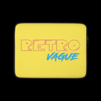 Retro Arcade Laptop Sleeve