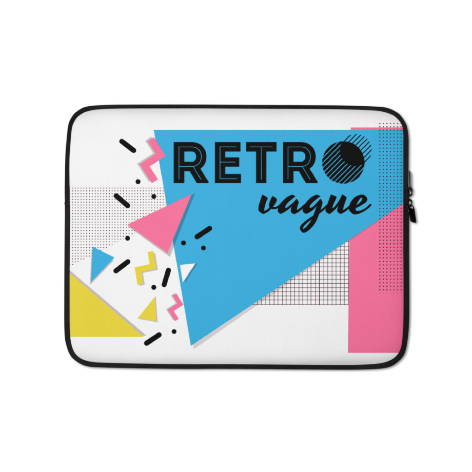 80's Laptop Sleeve