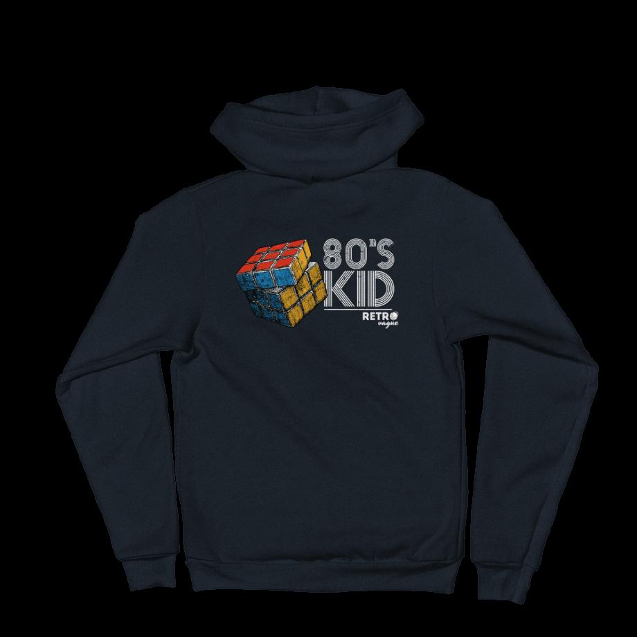 80's Kid Hoodie