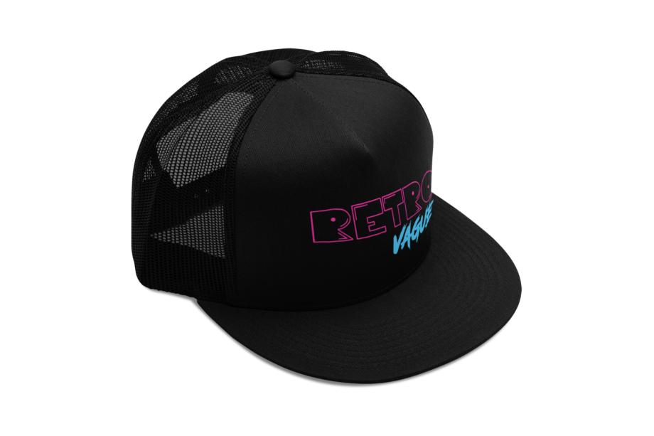 Retro Neon Hat