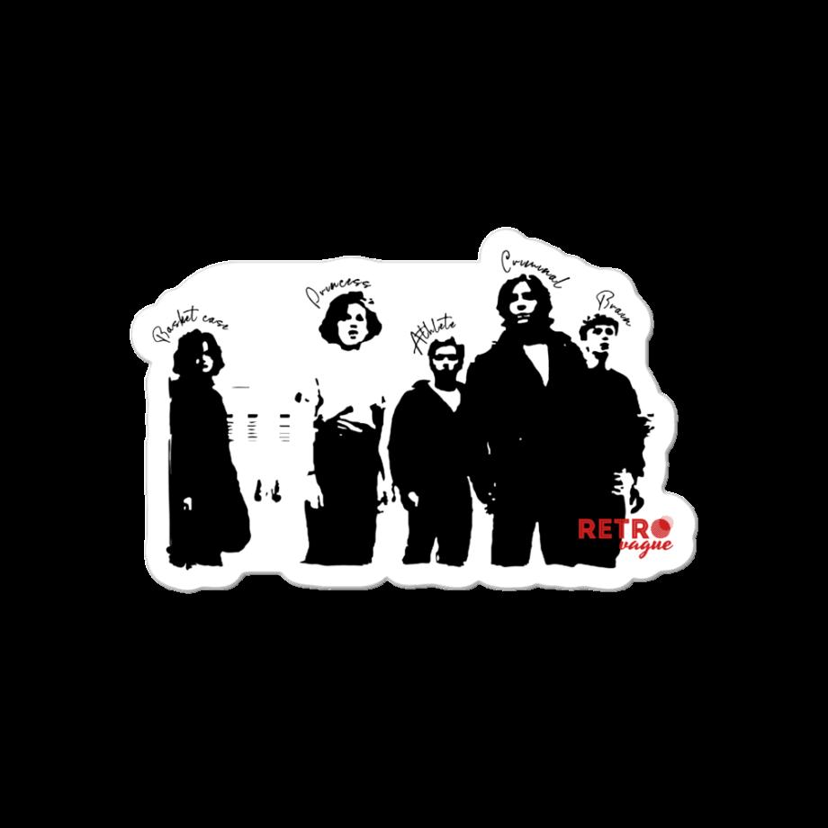 The Club Sticker