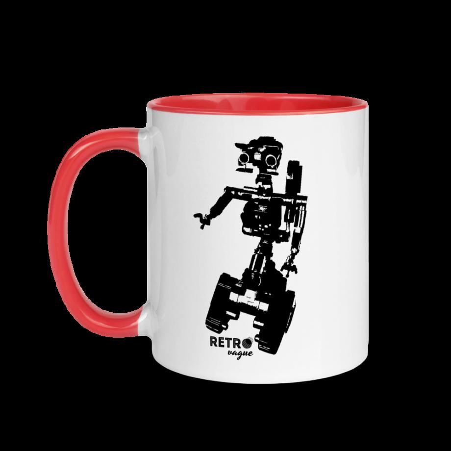 Number 5 Mug