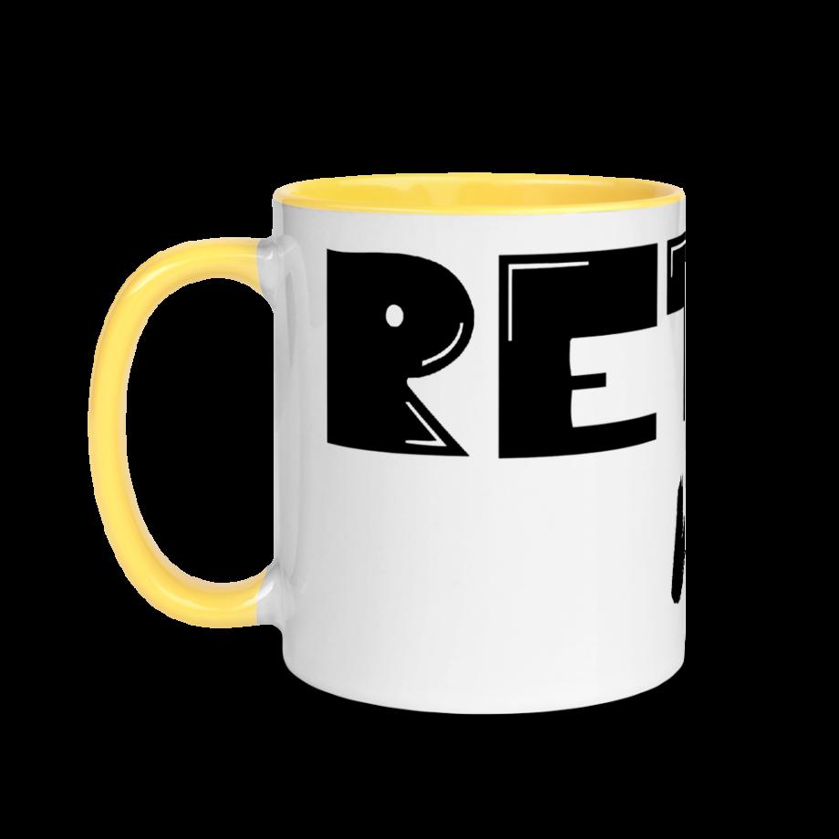 Retro Mug