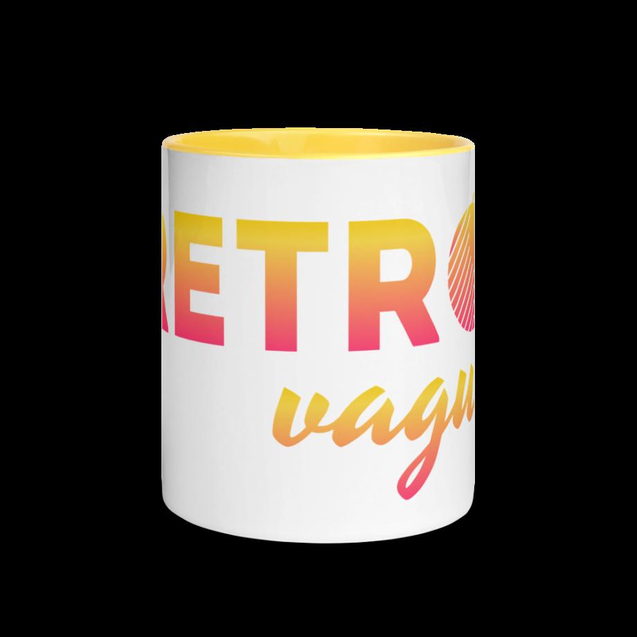 Sunset Retro Mug