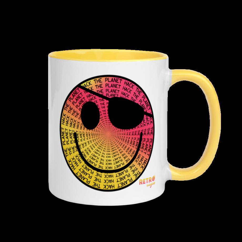 Hack The Planet! Mug